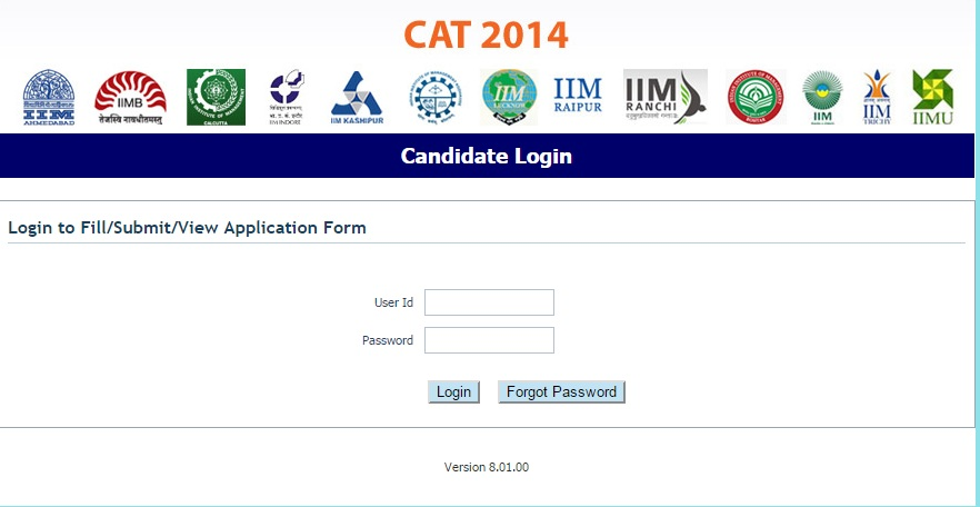 Common Admission Test (CAT) 2014 Result Declared iimcat.ac.in