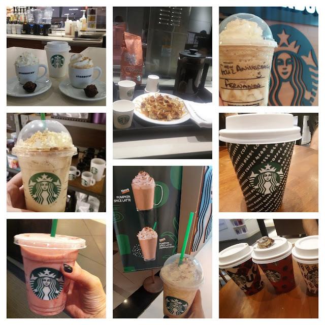 10 cafeterias e/ou docerias em Campinas - Starbucks