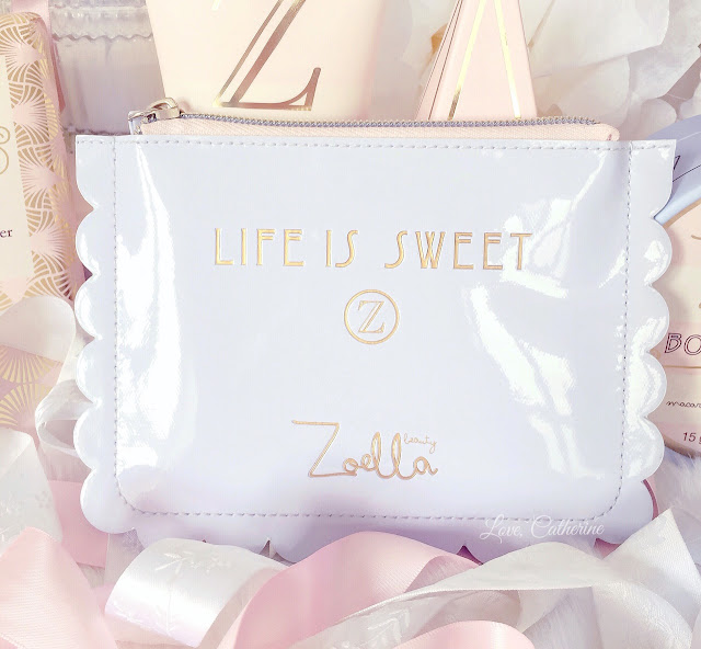 Zoella Beauty | Sweet Inspirations, Life Is Sweet Beauty Bag