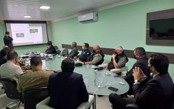 Paraíba irá compor força-tarefa nacional de combate ao crime organizado