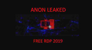 Account Login FREE RDP 2019 List Working