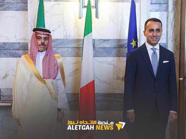 وزير الخارجية السعودي والإيطالي يناقشان مجموعة العشرين وفيروس كورونا