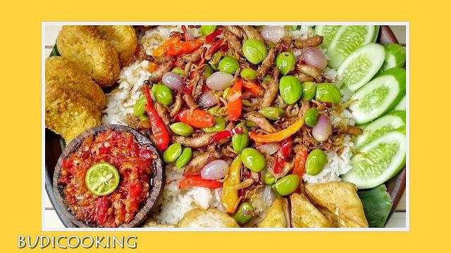 Nasi Liwet Sunda Enak dan Special