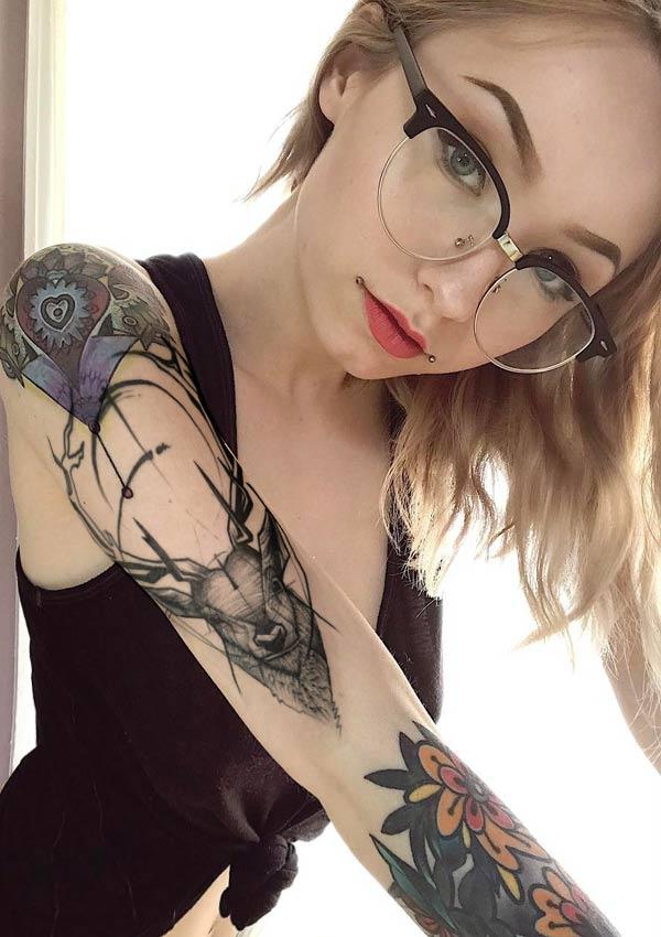 Tatuajes estilo Boceto