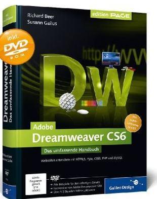 تحميل برنامج dreamweaver cs6 كامل مع الكراك