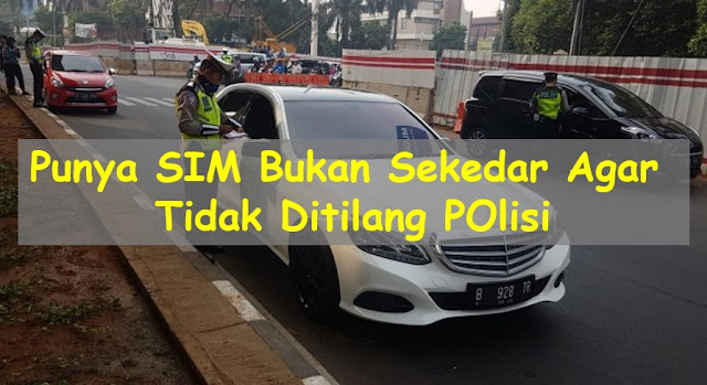 surat izin mengemudi mobil dan motor