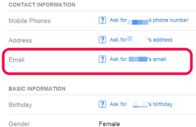 How To Find Someones Email On Facebook | Accessing Someone Email Address On FB - Email Search On Facebook