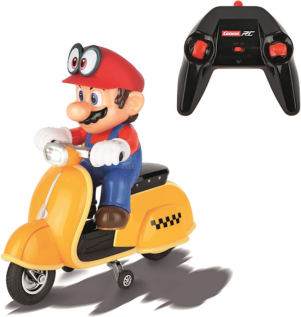 Mario RC Scooter