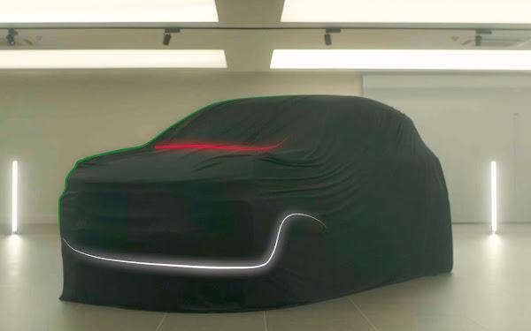 Fiat divulga teaser do SUV compacto derivado do Argo