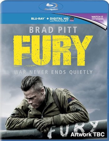 Fury 2014 480p 400MB BRRip