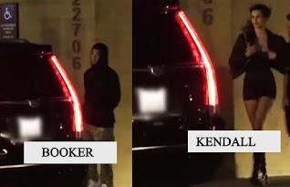 Kendall Jenner enjoys dinner with Devin Booker sparkling dating rumors