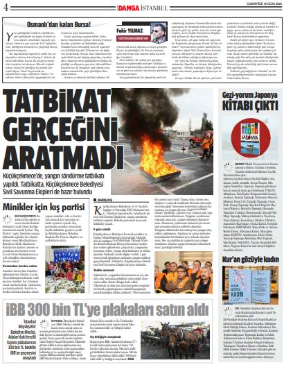 Kırmızı Leylek Yayınları Kitapları Gazete Damga'da