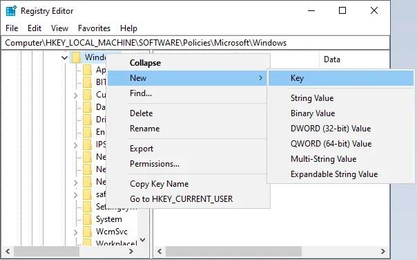 Menghilangkan Lock Screen Windows 10 Melalui Registry