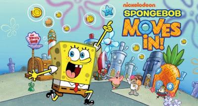 Game SpongeBob Moves in Mod Apk Data v4.37.00