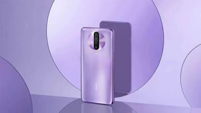 Redmi K30 smartphone