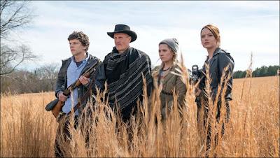 Zombieland Mata y Remata en cines