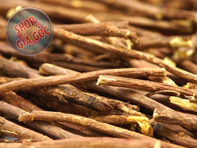 Tác dụng rễ cam thảo
