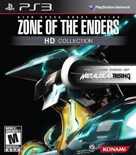 Zone of The Enders HD Collection PS3 Torrent