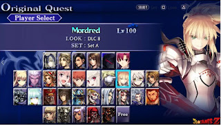 Fate Stay Night Extella V1 MOD Para Android E Pc [PPSSPP]+DOWNLOAD Dissidia 012