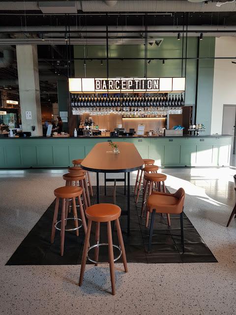Comfort hotel Copenhagen airport-Barception