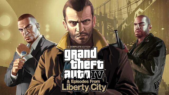 Link Tải Game Grand Theft Auto 4 Miễn Phí Thành Công