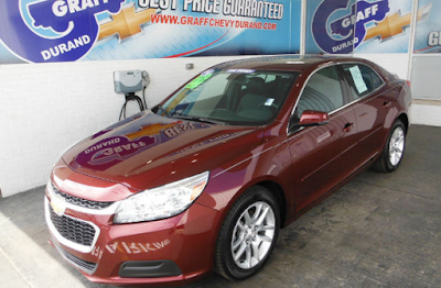 Pick of the Week – Certified Pre-Owned 2014 Chevrolet Malibu