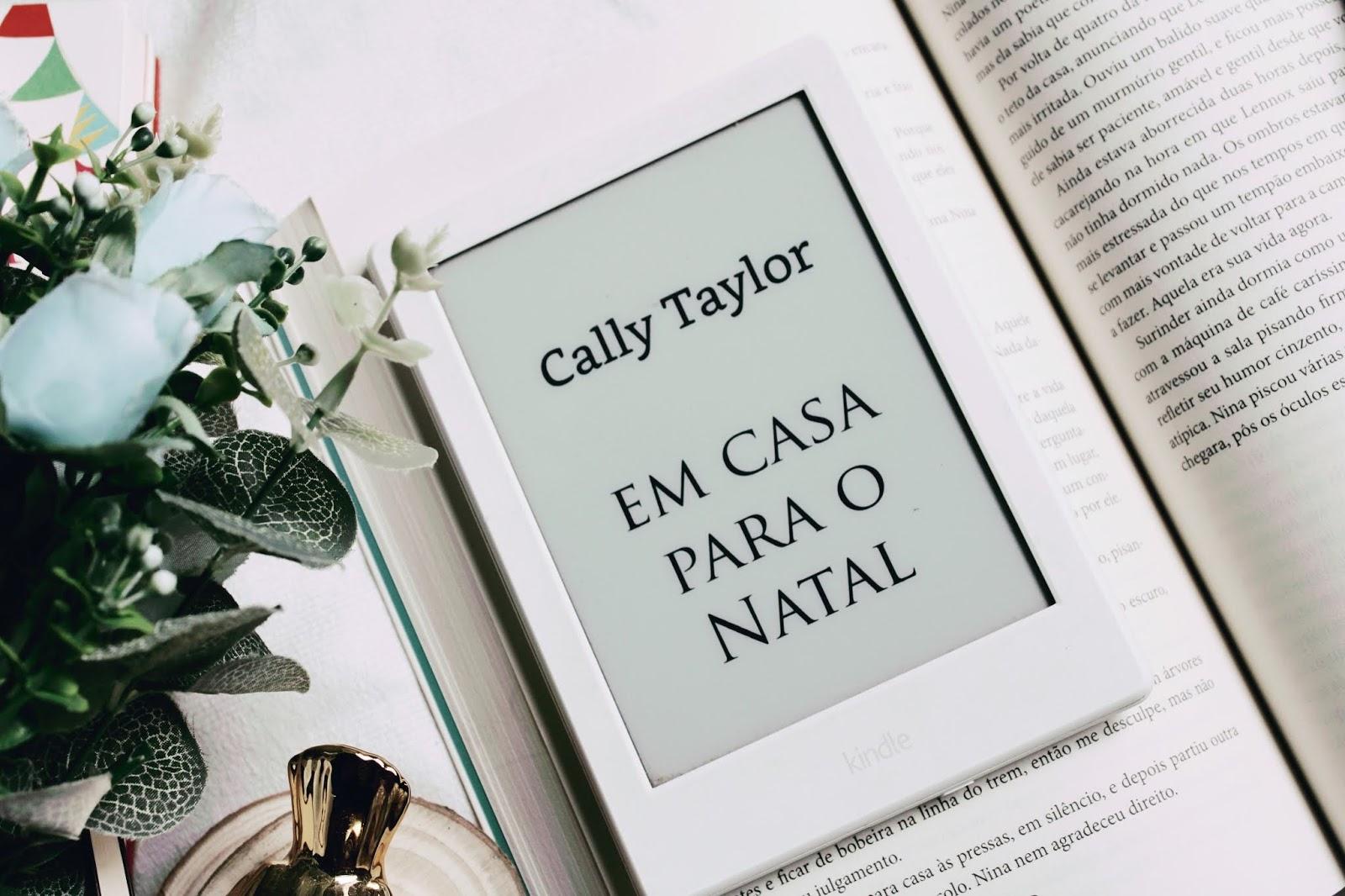 Em casa para o Natal - Cally Taylor | Resenha