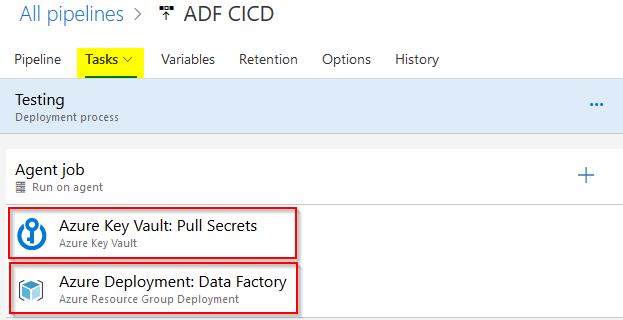 Continuous integration and delivery (CI/CD) in Azure Data Factory