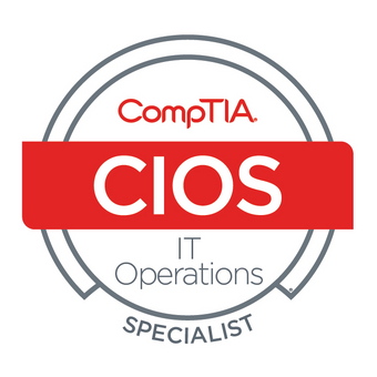 My CIOS Certification