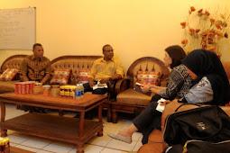 Jelang Pilkada Papua, Meredith Champlin Kunjungi KPU di Jayapura