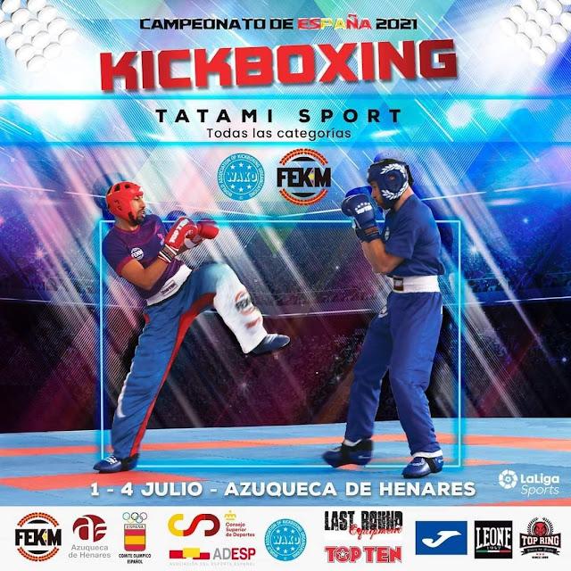 Campeonato de España de Kickboxing Tatami Sport y Muaythai (juvenil) IPM