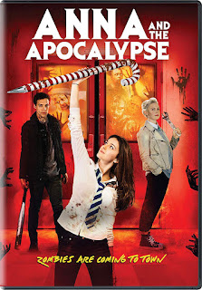 DVD Review - Anna and the Apocalypse