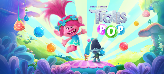 DreamWorks Trolls Pop Game
