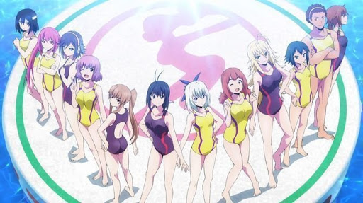Review Anime KEIJO !!!!!!!!