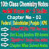 10 Class Chemistry | Acid, Base And Salts Notes