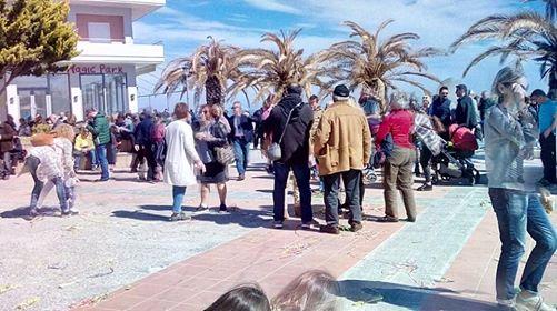 Τα Κούλουμα Σε Γανόχωρα, Κορινό Και Παραλία ! - Η Καθημερινή Ενημέρωση Για Την Κατερίνη Και Την Πιερία