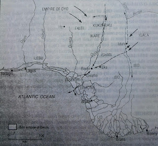 The history of Benin Nigeria