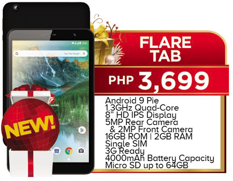 Cherry Mobile Flare Tab