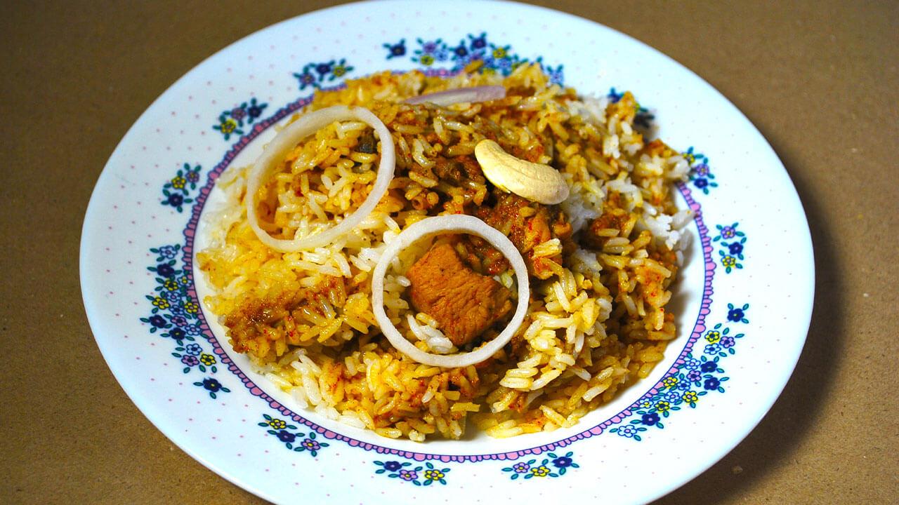 चिकन बिर्याणी - पाककला | Chicken Biryani - Recipes