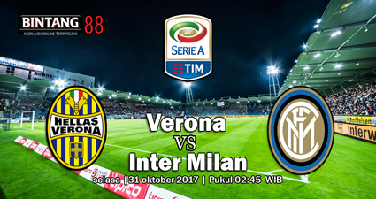 Prediksi Skor Hellas Verona Vs Inter Milan