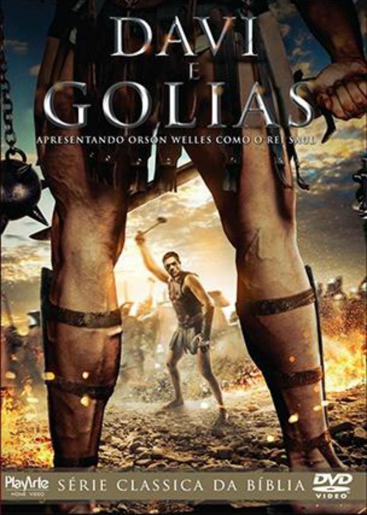 Filme Davi e Golias - Dublado