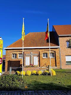 Monument '14-'18  '40-'45 Middelburg Vlaanderen