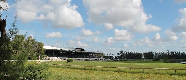 Hipódromo en Hialeah Park