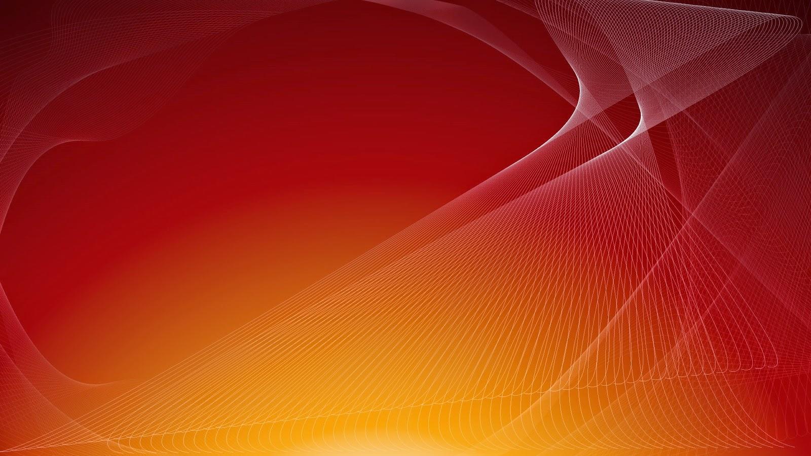Abstracte wallpaper met zonsondergang kleuren