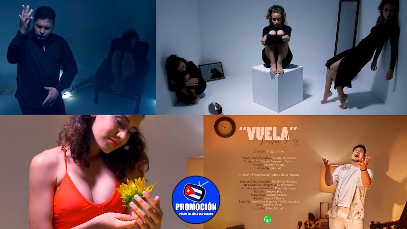 Lester Lez - ¨Vuela¨ - Videoclip - Director: Gregory Brito - Green Light. Portal Del Vídeo Clip Cubano. Música cubana. Canción. Cuba.