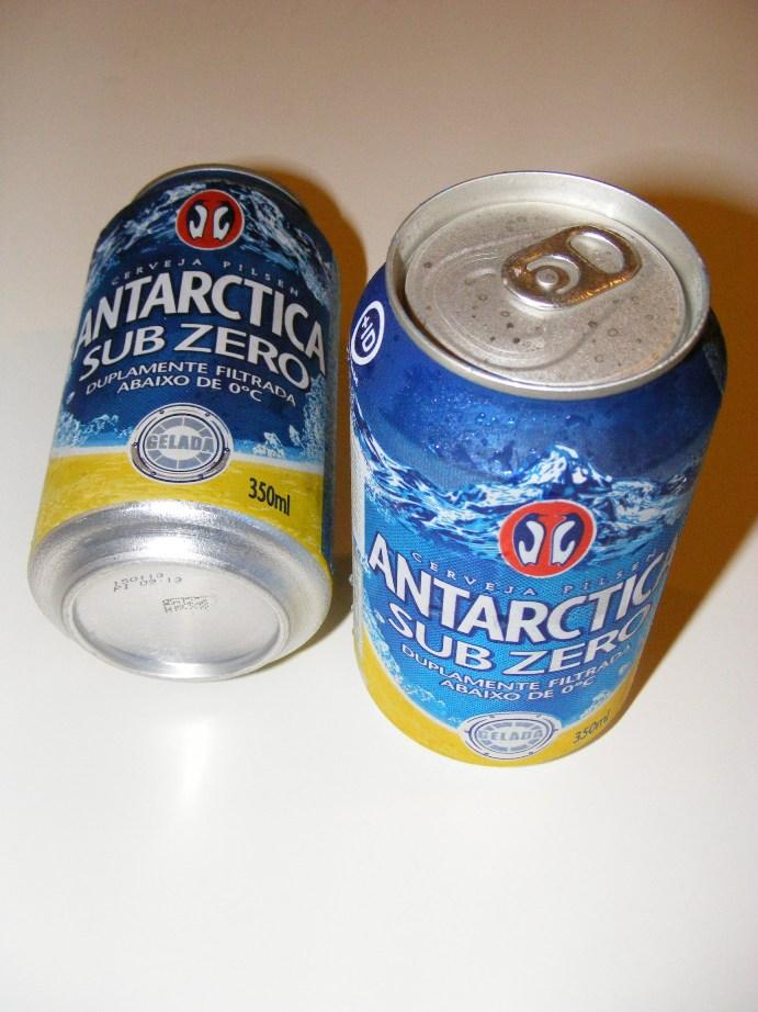 Bere Antarctica, Brazilia