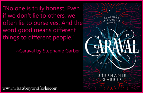 Book Review! Caraval by Stephanie Garber