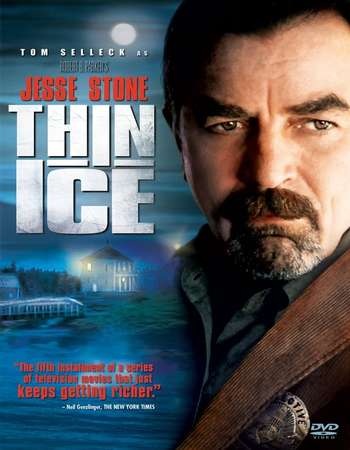 Poster Of Jesse Stone Thin Ice 2009 Dual Audio 720p Web-DL [Hindi - English] Free Download Watch Online Worldfree4u