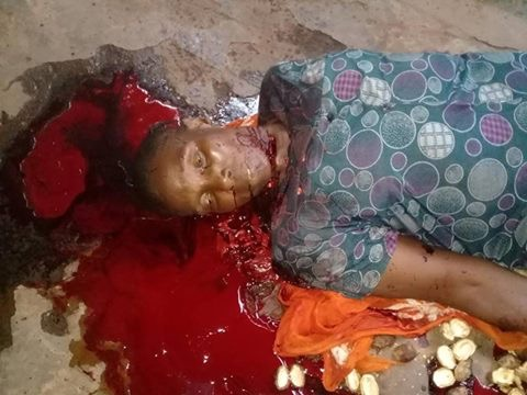 Graphics Content: Another boy Kills Mother in Anambra over House Rent