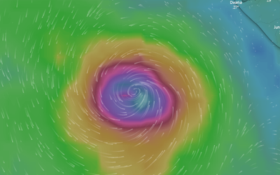 MAHA Cyclone Update : गुजरात मैं फिर से आया एक भयानक तूफ़ान